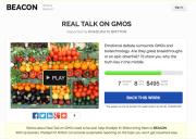 Real Talk on GMOs on Beacon Reader